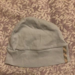 Burberry Blue Hat